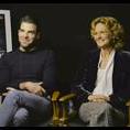 Zachary Quinto & Melissa Leo - Snowden Interview