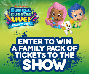 Enter to WIN A family pack of ticket to the show