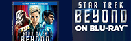 You could win a Star Trek Beyond Blu-ray Combo Pack!