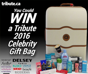 Enter to WIN A 2016 celebrity gift bag