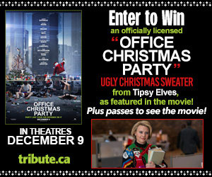 Ugly Sweater - Movie Passes