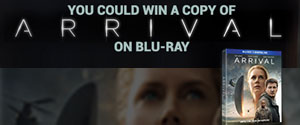 Arrival Blu Ray Contest