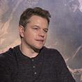 Matt Damon  - The Great Wall
