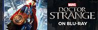 Doctor Strange on BluRay