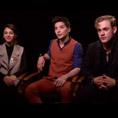 Naomi Scott, Ludi Lin and Dacre Montgomery  - Power Rangers Interview