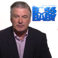Alec Baldwin - The Boss Baby Interview