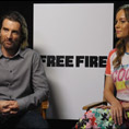 Sharlto Copley and Brie Larson - Free Fire Interview