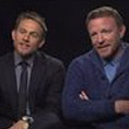 Charlie Hunnam and Guy Ritchie - King Arthur: Legend of the Sword Interview