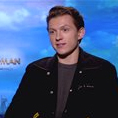 Tom Holland Interview - Spider-Man: Homecoming