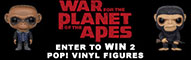 Planet Of The Apes Contest