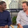 Idris Elba and Matthew McConaughey - The Dark Tower Interview