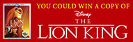 The Lion King Signature Collection Blu-ray edition Contest