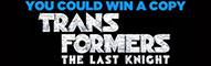 Transformer The Last Knight Blu-ray