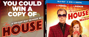 The HOUSE DVD CONTEST