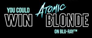 Atomic Blonde CONTEST