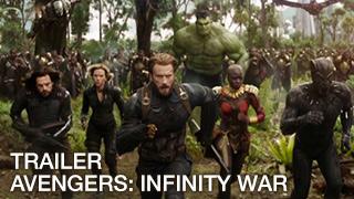 Trailer: Avengers: Infinity War