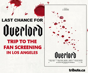 Trip for two to the Los Angeles Fan Screening of Overlord