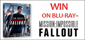 Mission: Impossible – Fallout on Blu-ray