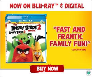 ANGRY BIRDS 2 on Blu RY