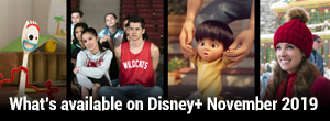 Photo Gallery: What's available on Disney+ November 2019