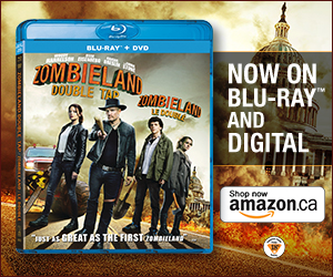 Zombieland Now on Blu-ray and Digital