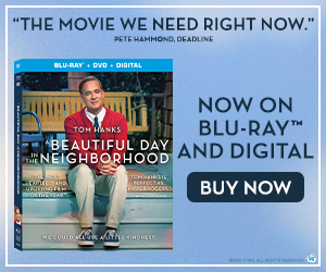 A BEAUTIFUL DAY IN THE NEIGHBORHOODAvailable now on Digital, Blu-ray & DVD
