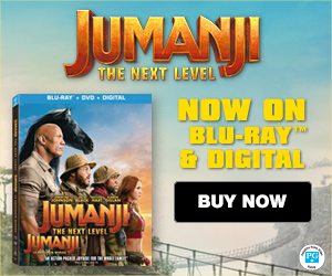 JUMANJI The Next Level - Now on Blu-ray and Digital - BUY NOW