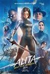 Alita: Battle Angel 3D movie poster