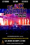 Black Sabbath : The End of The End