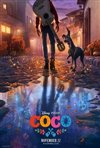 Coco 3D movie poster