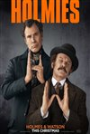 Holmes and Watson movie poster