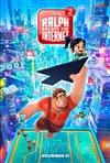 Ralph Breaks the Internet 3D movie poster