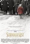 Schindler's List: 25th Anniversary Re-Release movie poster