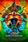 Thor: Ragnarok 3D movie poster