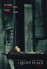 8. A Quiet Place Movie Poster