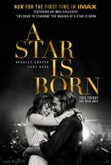 A Star is Born: The IMAX Experience