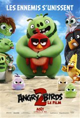 Angry Birds : Le film 2 3D
