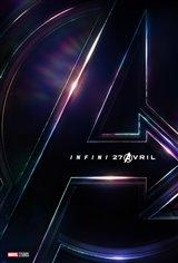 Avengers : La guerre de l'infini 3D