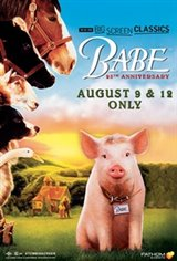 Babe (1995) 25th Anniversary presented by TCM