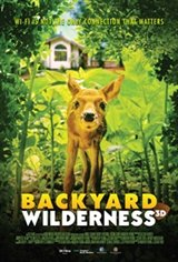 Backyard Wilderness: The IMAX 2D Experience