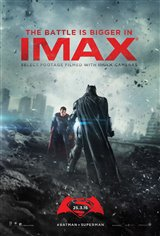 Batman v Superman: Dawn of Justice - The IMAX Experience