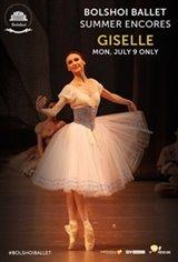 Bolshoi Ballet: Giselle ENCORE