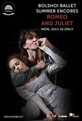 Bolshoi Ballet: Romeo and Juliet ENCORE