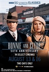 Bonnie and Clyde 50th Anniversary (1967) presented by TCM