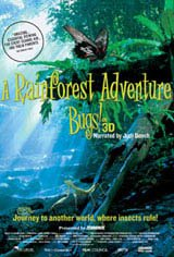 Bugs!  A Rainforest Adventure 3D