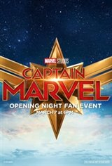 Captain Marvel - Opening Night Fan Event