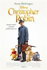 6. Christopher Robin Movie Poster