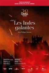 Cinéspectacle présente : Les indes galantes (Opera Bastille)
