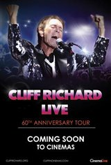 Cliff Richard Live: 60th Anniversary Tour