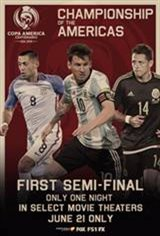 Copa America: Semifinal